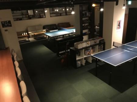 卓球バーパレット 北新地店