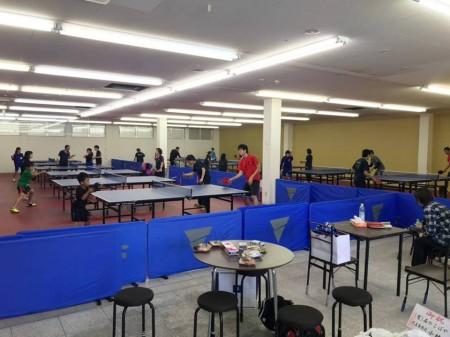 岡山リベッツ卓球スポット倉敷店