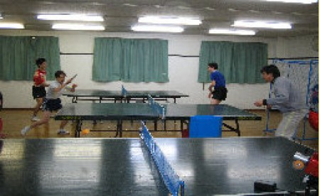 OHYA卓球センター