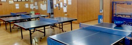 梅屋敷卓球場