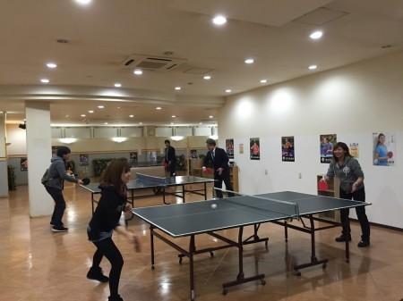 卓球スペースPin・Pon・Pan
