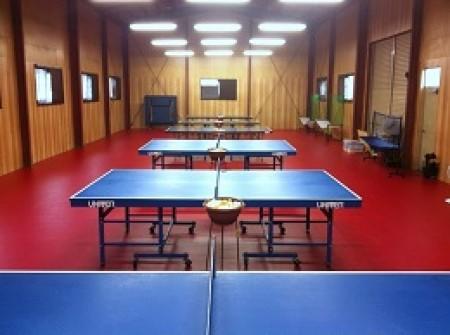 つくば明光卓球クラブ  並木練習場
