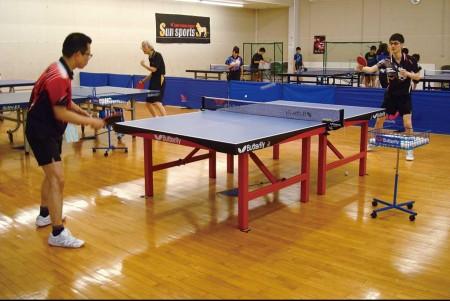サンスポーツ卓球館
