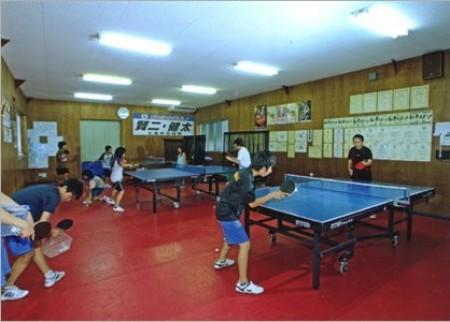 卓球スクール(中学生)