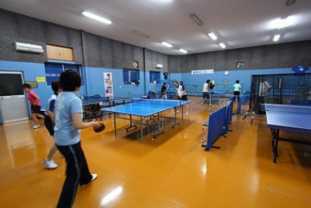 一般・レディース卓球教室
