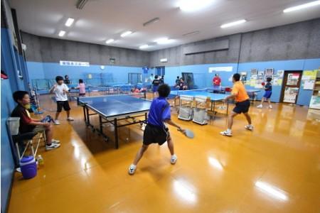 学生・ジュニア卓球教室