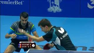 【動画】HACHARD Antoine・JEAN Gregoire VS CAZACU Alexandru・SIPOS Rares 2017 ITTFチャレンジ、ナイジェリアオープン 決勝