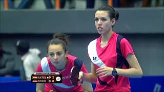 【動画】BALINT Bernadett・PERGEL Szandra VS HELMY Yousra・MESHREF Dina 2017 ITTFチャレンジ、ナイジェリアオープン 決勝