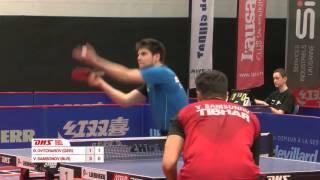 【動画】ドミトリ・オフチャロフ VS ブラディミル・サムソノフ 2016年スイス・オープン 決勝