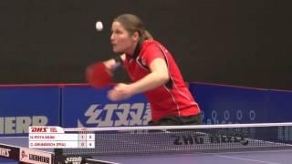 【動画】POTA Georgina VS GRUNDISCH Carole 2016年スイス・オープン 準決勝