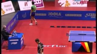 【動画】カリニコス・クレアンガ VS 朱世赫 R男子ワールドカップ準々決勝