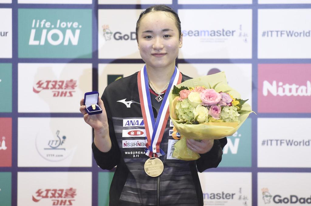 伊藤美誠と張本智和がアベックV ITTFワールドツアー・ジャパンオープン最終日結果 卓球
