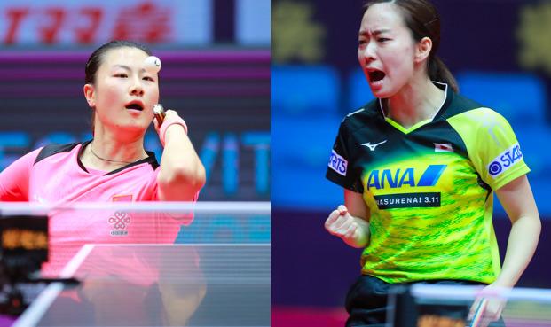 石川佳純の準決勝は11:30から丁寧と 準々決勝結果 2018女子ワールドカップ 卓球