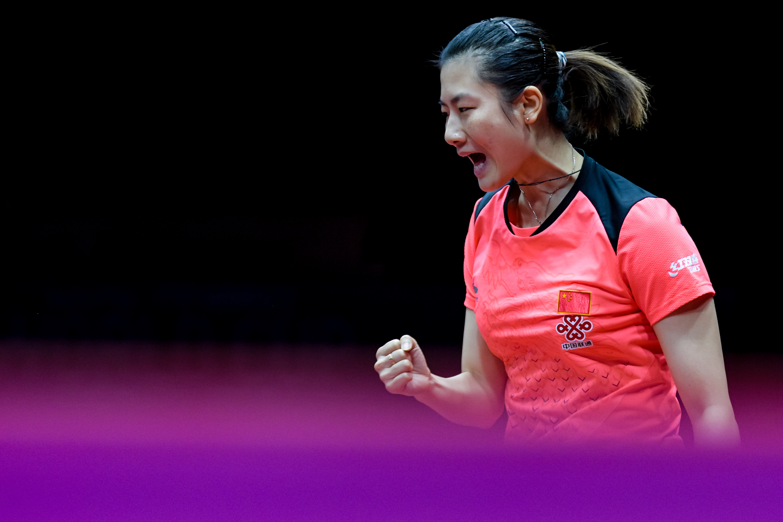 優勝は丁寧、石川佳純は4位で閉幕 2018女子ワールドカップ 卓球