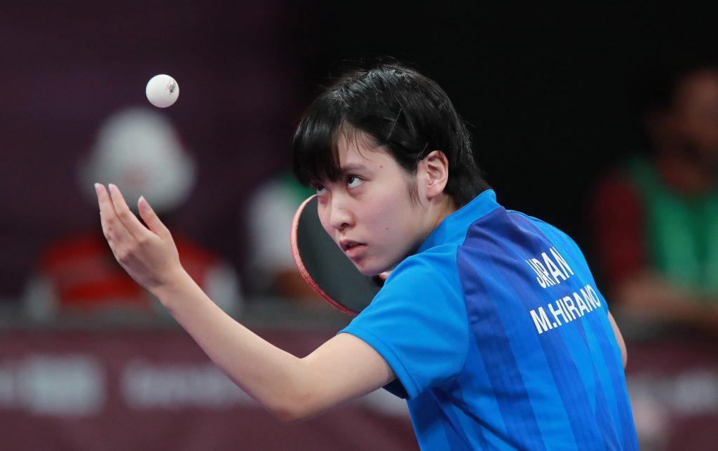 張本智和と平野美宇が準決勝進出 2018ユース五輪 卓球