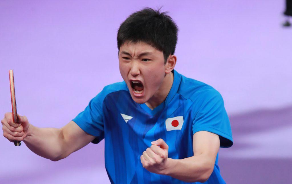 張本智和と平野美宇はともに銀メダル 混合団体で金メダル狙う 2018ユース五輪 卓球