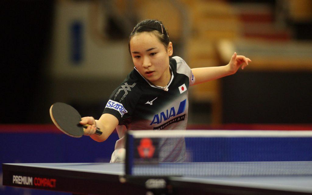 加藤美優は準々決勝敗退 ITTFワールドツアー・スウェーデンオープン5日目結果 卓球