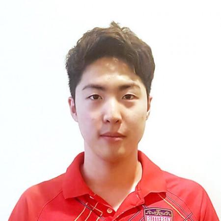 岡山リベッツが林鐘勲選手を獲得