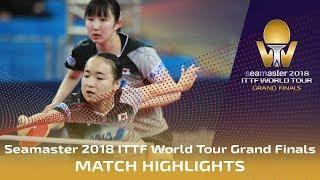 【動画】ブラディミル・サムソノフ VS ドミトリ・オフチャロフ 2018 ITTFヨーロッパ選手権 ベスト16