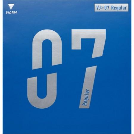VICTASからVJ>07シリーズのラバーが発売