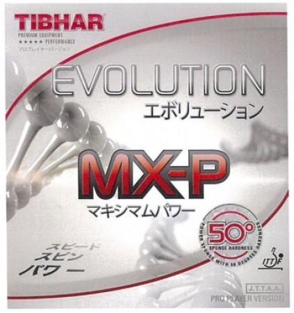 TIBHARからエボリューションシリーズなどのラバーが新発売