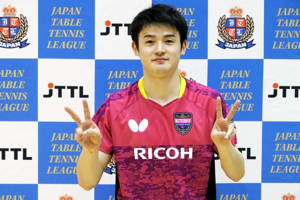 有延大夢と宋恵佳がビッグトーナメントを制す 2019日本卓球リーグビッグトーナメント