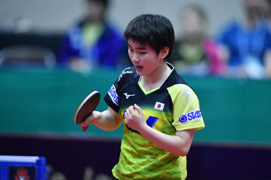 長﨑美柚がU21でV 神巧也は準決勝へ ITTFチャレンジ・スロベニアオープン4日目結果 卓球