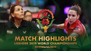 【動画】GASNIER Laura VS SAHAKIAN Mariana 2019 世界選手権