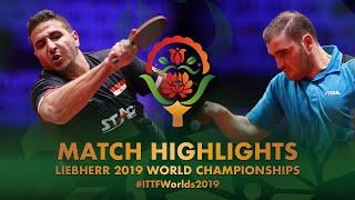 【動画】ASSAR Khalid VS SGOUROPOULOS Ioannis 2019 世界選手権