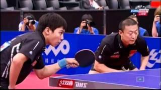 【動画】馬龍・許昕 VS 陳杞・馬琳 11年世界卓球選手権大会決勝