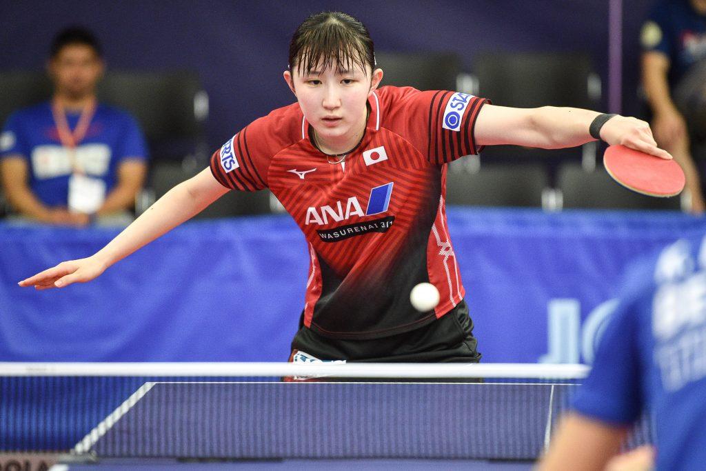 木造勇人や神巧也、早田ひならが予選2回戦を突破 チェコオープン初日結果 卓球