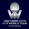 決勝トーナメント進出をかけ早田ひなと長﨑美柚が予選4回戦で激突 2019ドイツオープン 卓球
