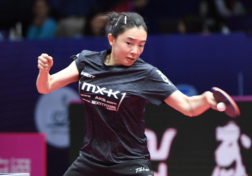 本戦のドローが決定 19日から石川佳純と平野美宇が登場 2019女子ワールドカップ 卓球