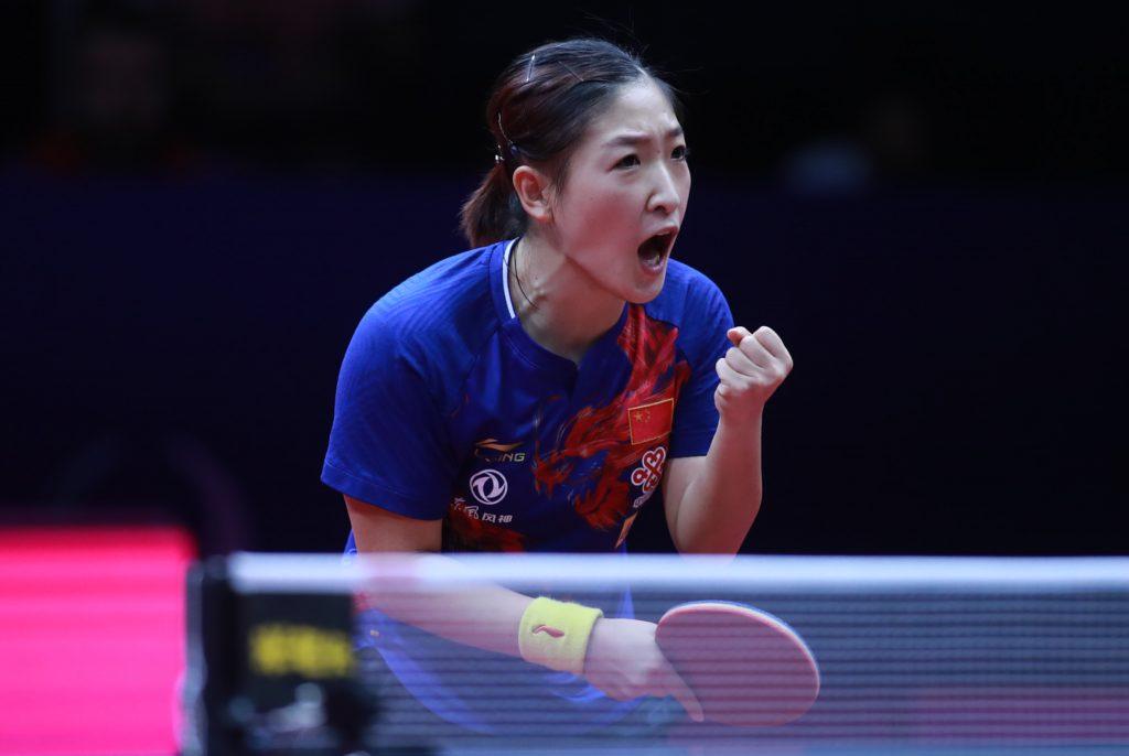 劉詩雯が貫禄の5度目V 石川佳純はベスト8 最終順位 2019女子ワールドカップ 卓球
