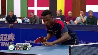 【動画】ドリンコール VS アブデル=カデル・サリフ ITTFチャレンジ・セルビアオープン 決勝