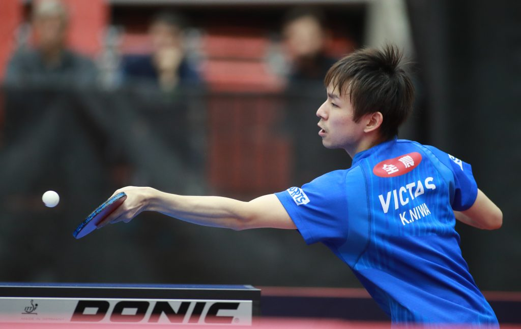 混合ダブルスの張本智和/早田ひながツアー初優勝 伊藤美誠は4強入り 2019オーストリアオープン 卓球