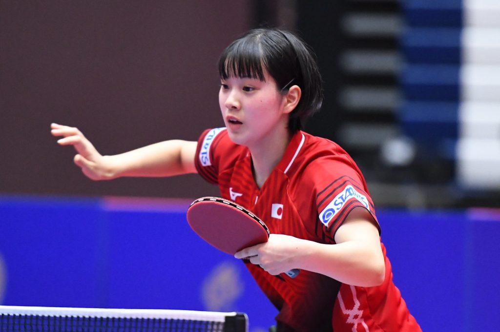 日本は過去最多3個の金メダルを獲得 銀2個、銅2個 最終順位 2019世界ジュニア 卓球