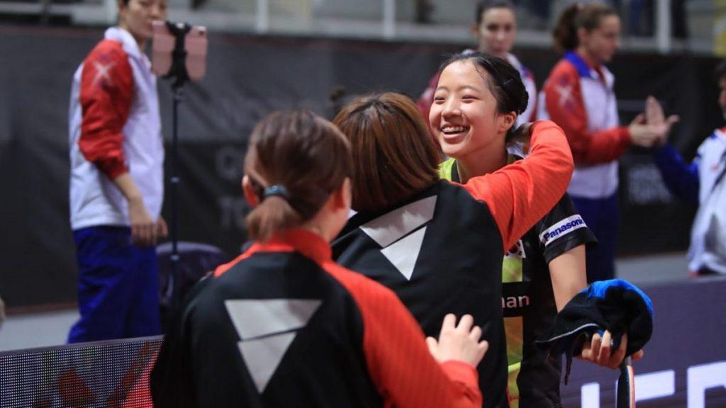 最後の1枠は男子が中国香港、女子は韓国に決定 団体全16チームが確定 2020東京五輪卓球