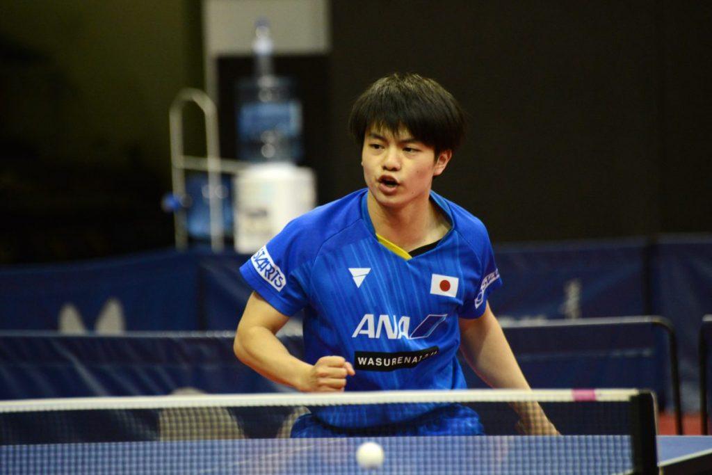 世界卓球代表の森薗政崇が悔しい予選敗退 宇田や長﨑らは予選を勝ち進む2020ハンガリーオープン 卓球