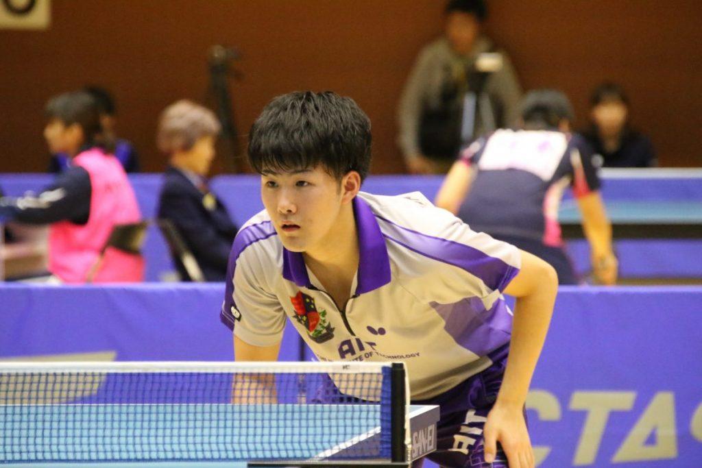宮本春樹と杉田陽南が優勝 10種目のチャンピオンが決定 2020大阪オープン 卓球