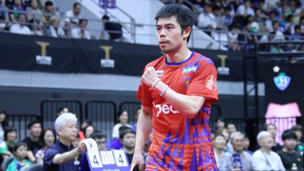 琉球アスティーダは来シーズンに向け荘智淵、李平と契約更新 2020/2021卓球Tリーグ