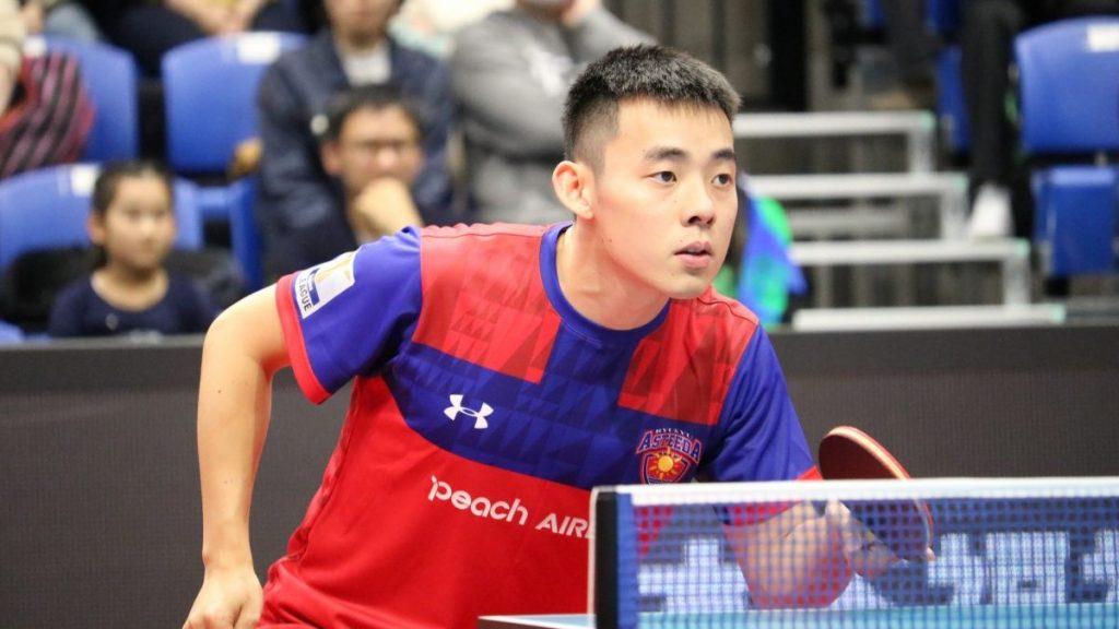 琉球アスティーダが世界卓球金メダリストの陳建安、パワーヒッター有延大夢と契約更新 2020-2021卓球Tリーグ