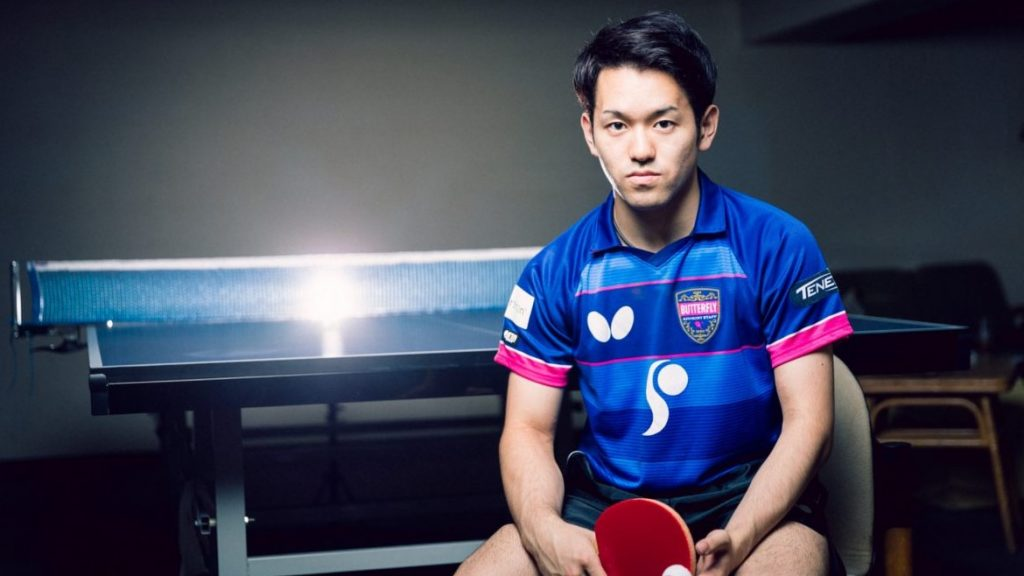 ブンデスリーガで腕を磨いた及川瑞基が木下マイスター東京に新加入 2020-2021卓球Tリーグ