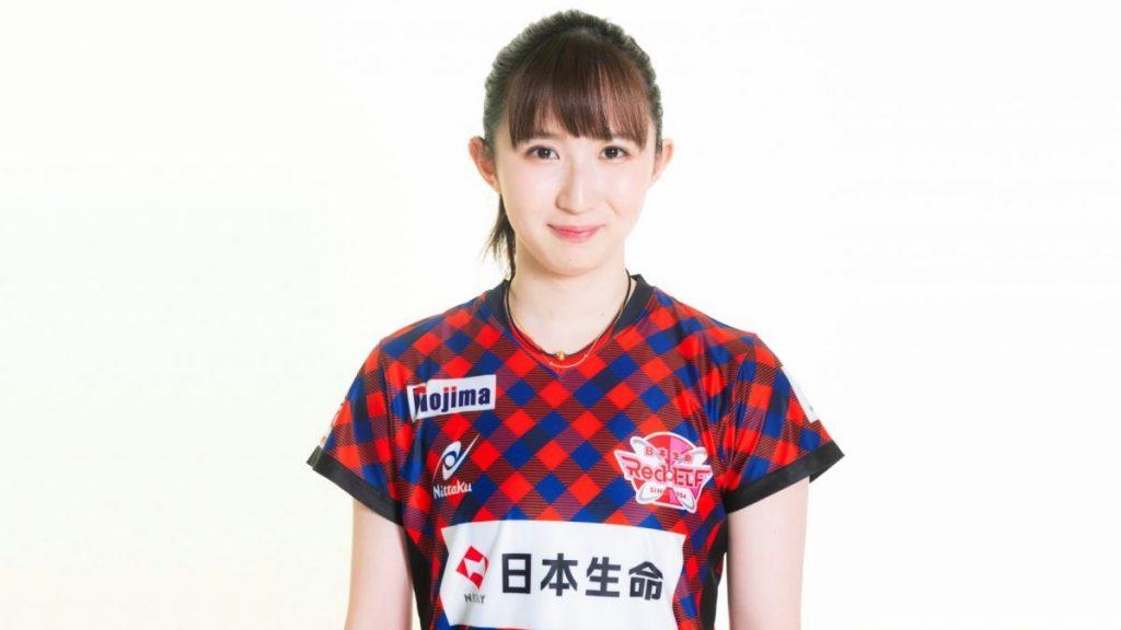 女子全日本チャンピオン、早田ひなの出場が決定 2020 JAPANオールスタードリームマッチ 卓球