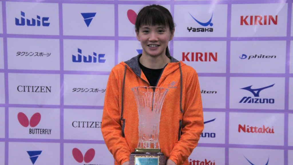 男子1部は協和キリン、女子1部は中国電力が優勝 12月のJTTLファイナル4へ 2020年後期日本リーグ 卓球