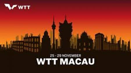 明日(11/25)開幕 WTTマカオのドローが決定 馬龍、許昕、丁寧、陳夢ら世界のトップ16選手が出場 卓球
