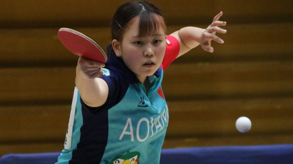 Tリーガーの木村香純、山本笙子がベスト16入り 8決定以降は18日に開催 2020関東学生選手権 卓球