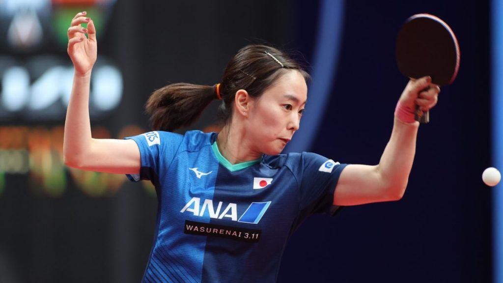 張本智和は鄭栄植との準々決勝へ 伊藤美誠、早田ひなも8強入り 水谷、石川、平野は敗退2021WTTスターコンテンダー・ドーハ 5日目 卓球