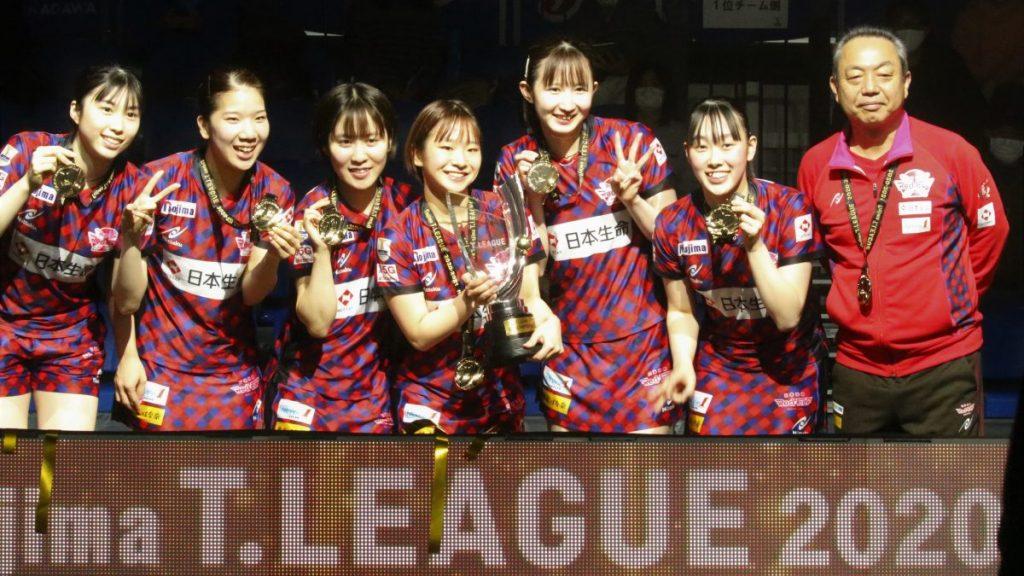4連覇を目指す日本生命レッドエルフ、13選手の契約を発表 長﨑美柚が加入 4thシーズン卓球Tリーグ
