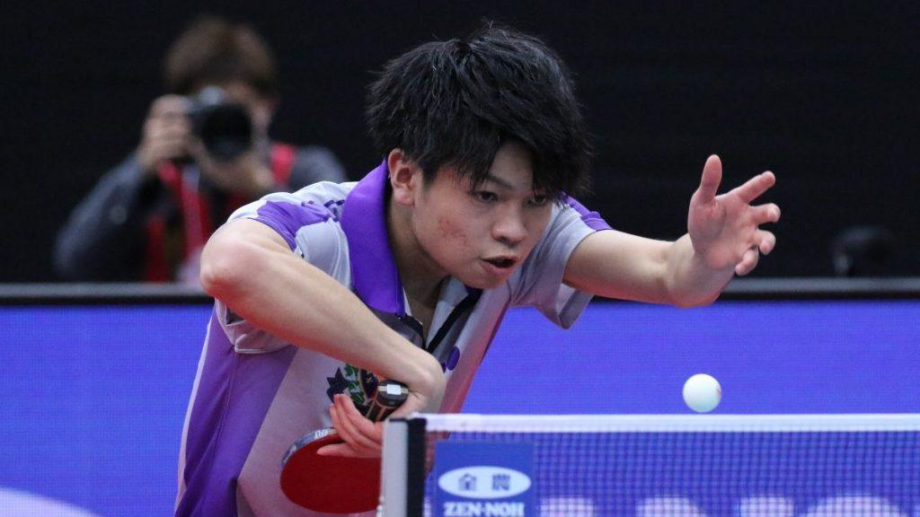 田中佑汰がドイツ・ブンデスリーガに初挑戦 バート・ホンブルクと契約 ドイツ卓球